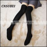 Sexy Women Girl Thigh High Stockings,8 Colors Cute Long Cotton Warm Over The Knee Socks,Fashion Knee High Socks