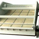 Mini linear vibrating screen from zk corp