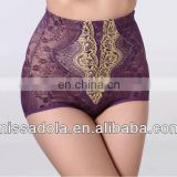 Missadola 2014 New women sexy lingerie/babydoll/sleepwear high waist body shaper panties