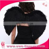Halloween feather wings women angel wings children fairy wings costumes