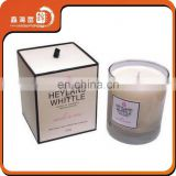 High Quality Custom Paper Candle Packaging Boxes