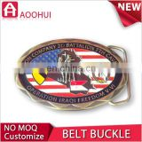 2016 die-cast souvenir fashion belt buckle