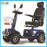 Maston 4 wheel electric mobility scooter for elderly and disabled people