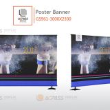 Poster Banner GS961(Fabric)