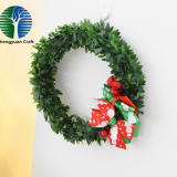 China supplier artificial wreath for christmas decoration