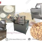 Automatic  Nigerian Chin Chin Frying Machine for commercial using