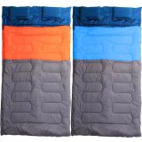 Couple extra large sleeping bag 2 persons sleeping bag double sleeping bag