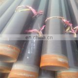 internal FBE coating and external 3LPE coating steel pipe China manufacturer