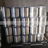 cheap electrical galvanized spool wire