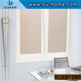 H058D Blush Gold Frosted Glass Sticker Film