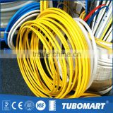Stainless steel flexible metal hose / high pressure natural gas pipe for home gas system