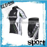 hot sale custom design garment cycling bib shorts pants for competition 2016