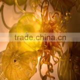 Blown Murano Glass Wall Art Decoration