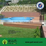 heat cold resistant wood plastic composite deck carefree composite decking cheap composite decking