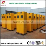 Medical Compressed Gas Cylinder Storage cabinet Meet relevant NFPA and OSHA standards
