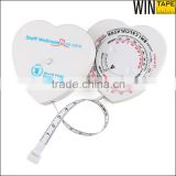 Heart Shape Calculator BMI Tape Measure for World Food Programme