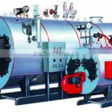 WNS automatic oil(gas)-fired steam/hot water boiler