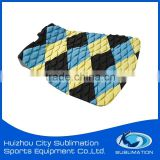 Surfboard Tail Pad,Custom Arch Bar,Traction Pad, Deck Pad, Grip Pad, Pattern, Groove, Colorful Combination