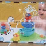 octopus Baby bath water toys Magic octopus pontoon spray boy girl