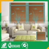 Outdoor bamboo blinds window curtain roller blinds