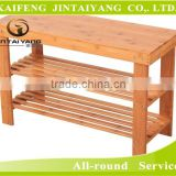 Kaifeng jintaiyang wood ladder shelf