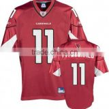 American Football Uniforms sublimated style custom size