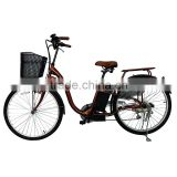 Green Power Electric Bike With Pedal