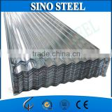 corrugated roofing iron steel sheet/galvanized zinc roofing price/Zinc coated corrugated sheet