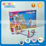 Hot sale eco-friendly girl style building block-catwalk show                                                                                                         Supplier's Choice