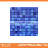 Swimming pool mirror mosaic tile sheet 2016