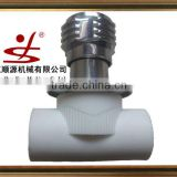 Manual thermostatic valve water control CE