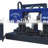 G4275/80 advanced angle 60 degree wood design cutting machine