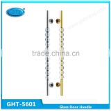 Factory price direct supply 1800mm Beautiful Inside GHT-5601 Crystal Glass or Wood Door Handle