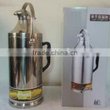 3.2L stainless steel vacuum flask/thermos inner glass