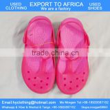 factory directly supply women's used shoes beautiful sandals in bales