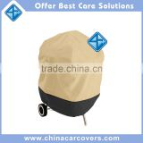 Heavy wholesale waterproof kettle bbq cover barbecue