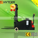 1 Ton Counterbalance Full Electric Stacker for Sale