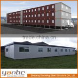 modern shipping container hotel quality student apartment made of fashion shipping container house