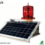 Medium-intensity Type B Solar Powered Aviation Obstruction Light