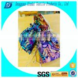 wholesale flower printed drawstring bag, cotton drawstring bag, polyester drawstring bag