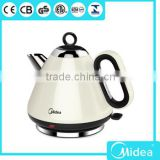 Big Spout Mouth Steam Jacket Brew Kettle with Agitator Aluminium
