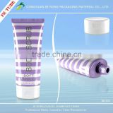 200ml screen printing cosmetic packaging tube for body scrub