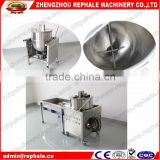 Gas popcorn machine for selling