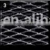 Square Aluminum Mesh Grill for Front Bumper/Performance Decorative Light Weight Aluminum Mesh Grill for Car
