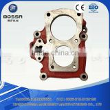 Truck application brake bracket casting iron cast