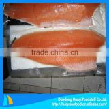 New caught salmon fillet for sale