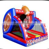 new design inflatable football game
