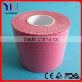 Sport muscle tape kinesiology manufacture CE FDA approved