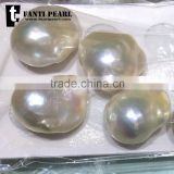 13mm baroque pearl freshwater loose pearl can make a large hole                                                                         Quality Choice