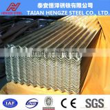 galvanized sheet metal fence panel/corrugated metal fence panels/heat resistant roofing sheets                                                                                                         Supplier's Choice